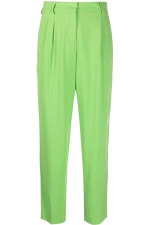Blanca Vita Straight-leg tailored trousers