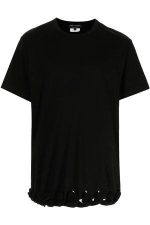 Comme des Garçons Knot-trim crewneck T-shirt