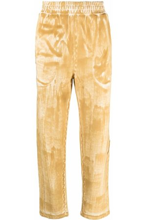 A-COLD-WALL* Painterly-effect trackpants