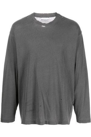 John Elliott Folsom long-sleeve top