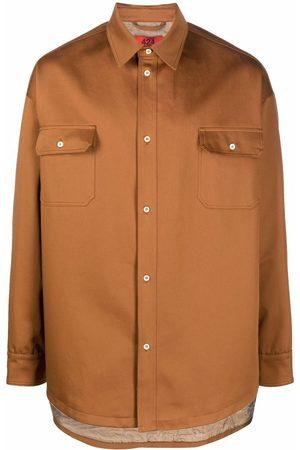 424 FAIRFAX Long-sleeve shirt jacket