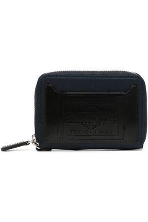 PORTER-YOSHIDA & CO Camouflage-print leather wallet