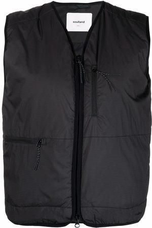 Soulland Bell padded shell vest