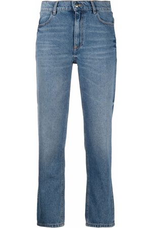 Roseanna High-rise cropped jeans