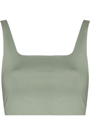 GIRLFRIEND COLLECTIVE Tommy square-neck sports bra