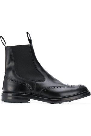 Tricker's Muži Do práce - Brogue Chelsea boots