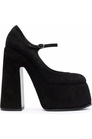 Casadei Ženy Se zavřenou špičkou - Buckled high-heel pumps