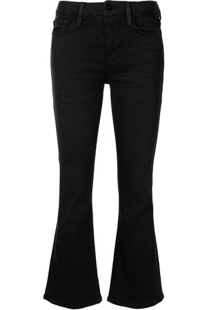 FRAME Ženy Bootcut - Mid-rise bootcut jeans