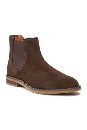 Clarks Kotníková obuv s elastickým prvkem