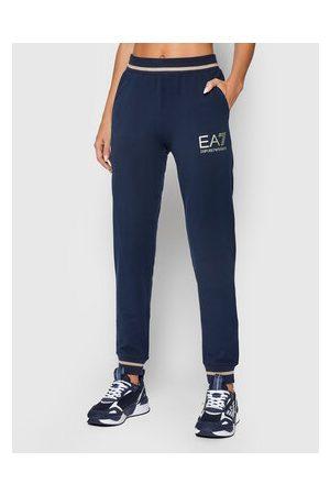 EA7 Ženy Tepláky - Teplákové kalhoty