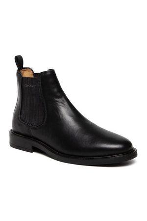 Gant Kotníková obuv s elastickým prvkem