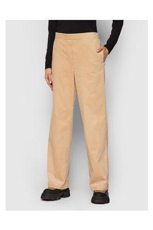 Marc O' Polo Ženy Kalhoty - Kalhoty z materiálu