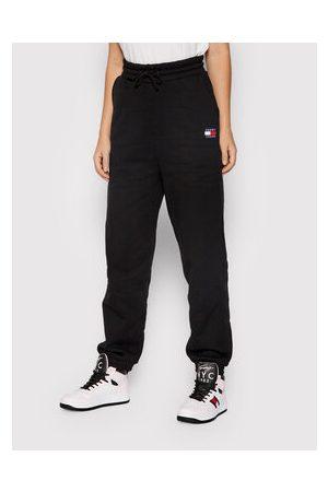 Tommy Jeans Ženy Tepláky - Teplákové kalhoty