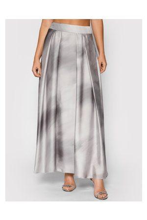 PESERICO Ženy Maxi - Trapézová sukně