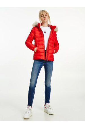 Tommy Jeans Ženy Bundy - Dámská zimní bunda