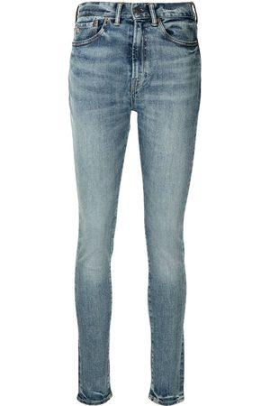 Ralph Lauren RRL High-waisted skinny jeans