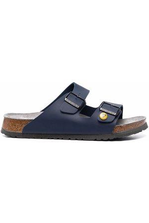 Birkenstock Double-strap leather sandals