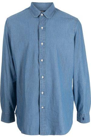 Polo Ralph Lauren Long-sleeve Indigo Chambray Shirt