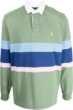Polo Ralph Lauren Long-sleeve striped rugby shirt
