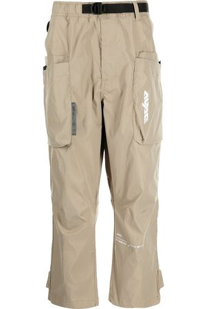 AAPE BY *A BATHING APE® Belted-waist trousers
