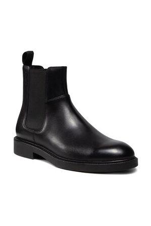 Vagabond Kotníková obuv s elastickým prvkem
