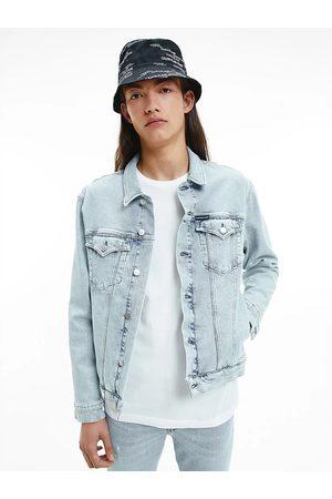 Calvin Klein Ženy Džínové bundy - Dámská džínová bunda