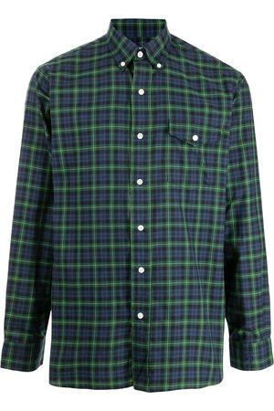 Polo Ralph Lauren Checked long-sleeve shirt