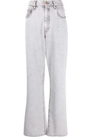 Brunello Cucinelli High-rise bootcut jeans