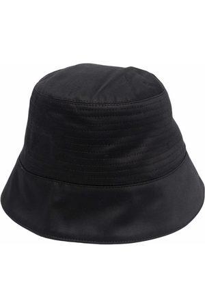 Rick Owens Muži Klobouky - Zip-detailed bucket hat