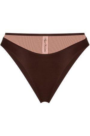 Agent Provocateur AP LUCKY HGH LG BRIEF CHSTNT