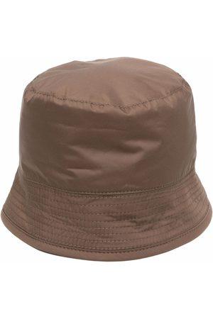 Ermenegildo Zegna Muži Klobouky - Flat peak bucket hat