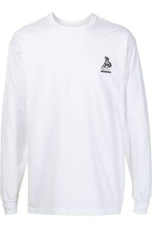 NEIGHBORHOOD Graphic-print long-sleeved T-shirt