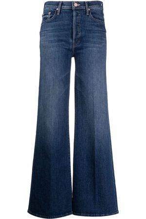Mother Flared-leg jeans
