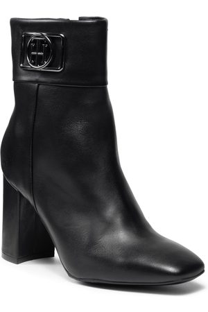 Tommy Hilfiger Th Hardware Square Toe Heel Boot FW0FW05999