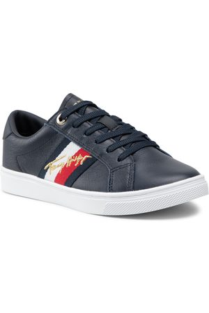 Tommy Hilfiger Th Signature Cupsole Sneaker FW0FW05224