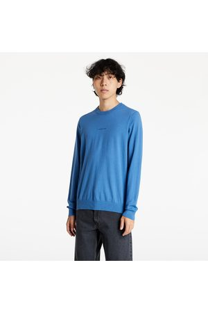 Calvin Klein Essential Crew Neck Sweater Antique Blue