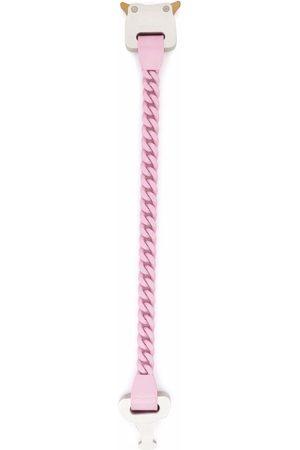 1017 ALYX 9SM Logo buckle bracelet