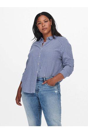 Carmakoma Bílo- pruhovaná košile Tasima