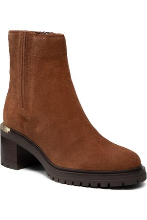 Tommy Hilfiger Th Outdoor Mid Heel Boot FW0FW05940