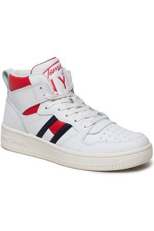 Tommy Hilfiger Ženy Tenisky - Mid Cut Basket Sneaker EN0EN01506