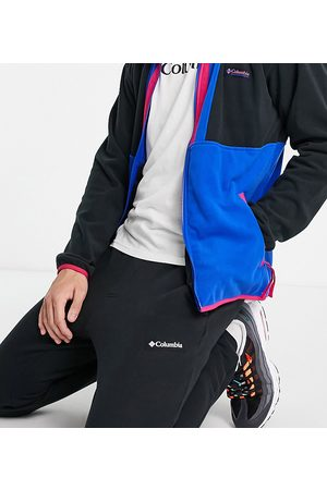 Columbia Muži Teplakovka - Cliff Glide joggers in black Exclusive at ASOS