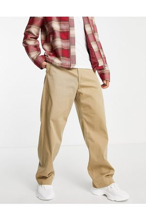 Levi's Levi's Skateboarding loose fit chino trousers in harvest gold beige-Neutral