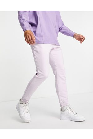 New Look Muži Tepláky - Joggers in lilac-Purple
