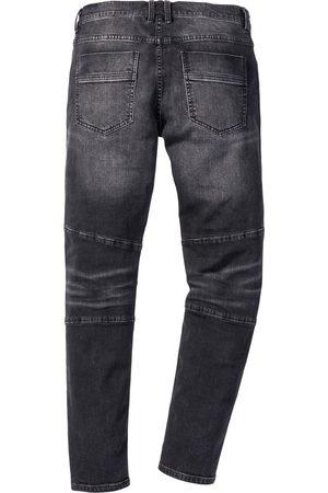 bonprix Strečové džíny Slim Fit Straight