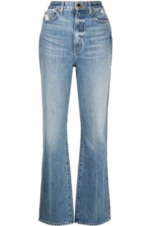 Khaite Ženy Bootcut - The Danielle flared jeans