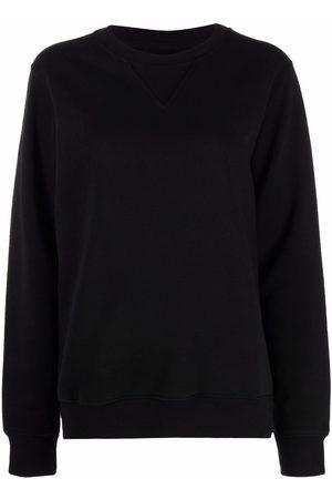 Maison Margiela Ženy S dlouhým rukávem - Long-sleeve cotton sweatshirt