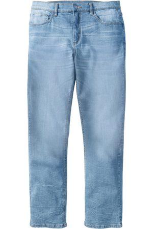 bonprix Muži Rovné nohavice - Strečové džíny Classic Fit Straight