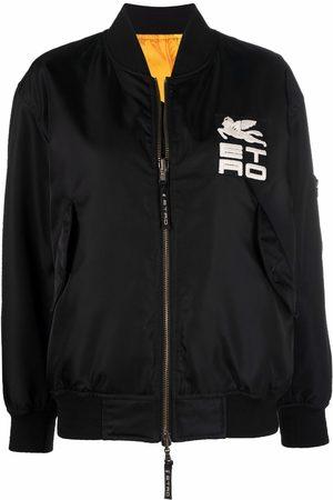 Etro Ibanez reversible bomber jacket