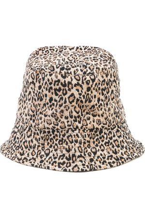 ENGINEERED GARMENTS Leopard print bucket hat