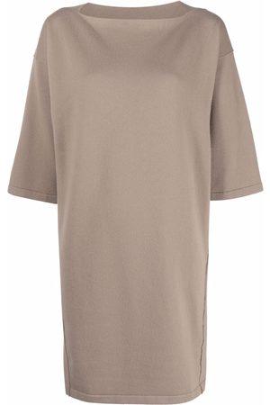GENTRYPORTOFINO Shift knit dress